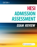 cover image - Admission Assessment Exam Review,4th Edition