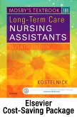 Mosby's Textbook for Long-Term Care Nursing Assistants - Text and Workbook Package, 7th Edition