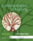 cover image - Communication in Nursing,8th Edition