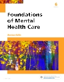 cover image - Foundations of Mental Health Care,6th Edition