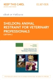 cover image - Animal Restraint for Veterinary Professionals - Elsevier eBook on VitalSource (Retail Access Card),2nd Edition