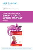 Elsevier Adaptive Quizzing for Today's Medical Assistant (Access Card), 2nd Edition