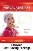 Today's Medical Assistant - Text and Elsevier Adaptive Quizzing Package, 2nd Edition