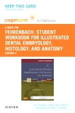cover image - Student Workbook for Illustrated Dental Embryology, Histology and Anatomy - Elsevier eBook on Vitalsource (Retail Access Card),4th Edition