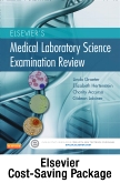 Elsevier's Medical Laboratory Science Examination Review - Elsevier eBook on VitalSource + Evolve Access (Retail Access Cards)