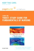 Study Guide for Fundamentals of Nursing - Elsevier eBook on VitalSource (Retail Access Card)
