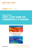 Study Guide for Fundamentals of Nursing - Elsevier eBook on Intel Education Study (Retail Access Card)