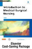cover image - Introduction to Medical-Surgical Nursing - Text and Virtual Clinical Excursions Online and Print Workbook Package,6th Edition