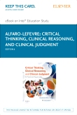 Critical Thinking, Clinical Reasoning and Clinical Judgment - Elsevier eBook on Intel Education Study (Retail Access Card), 6th Edition