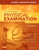 cover image - Student Laboratory Manual for Seidel's Guide to Physical Examination - Revised Reprint,8th Edition