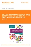 cover image - Pharmacology and the Nursing Process - Elsevier eBook on VitalSource (Retail Access Card),8th Edition