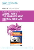 Elsevier Adaptive Quizzing for Kinn's The Administrative Medical Assistant (Access Card), 8th Edition
