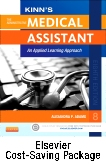 Kinn's The Administrative Medical Assistant - Text and Elsevier Adaptive Learning and Elsevier Adaptive Quizzing Package, 8th Edition