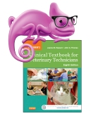 Elsevier Adaptive Quizzing for McCurnin's Clinical Textbook for Veterinary Technicians (eCommerce Version), 8th Edition