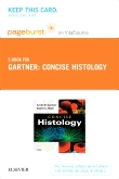 cover image - Concise Histology Elsevier eBook on VitalSource (Retail Access Card)