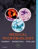 cover image - Evolve Resources for Medical Microbiology,8th Edition