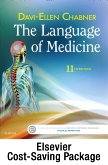 cover image - Medical Terminology Online with Elsevier Adaptive Learning for The Language of Medicine (Access Code and Textbook Package),11th Edition