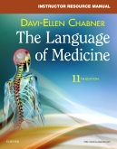 cover image - Instructor's Resource Manual for The Language of Medicine,11th Edition
