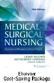 cover image - Medical-Surgical Nursing - Single Volume Text and Virtual Clinical Excursions Online Package,10th Edition