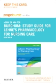 cover image - Study Guide for Lehne's Pharmacology for Nursing Care - Elsevier eBook on Intel Education Study (Retail Access Card),9th Edition
