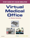 cover image - Medical Assisting Virtual Medical Office,3rd Edition