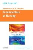 cover image - Nursing Skills Online Version 3.0 for Fundamentals of Nursing (Access Card)