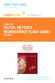 cover image - Netter's Neuroscience Flash Cards Elsevier eBook on VitalSource (Retail Access Card),3rd Edition