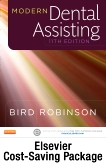 cover image - Modern Dental Assisting - Elsevier Adaptive Learning and Elsevier Adaptive Quizzing Package (Access Cards),11th Edition