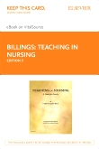 Teaching in Nursing - Elsevier eBook on VitalSource (Retail Access Card), 5th Edition