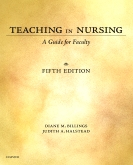 cover image - Teaching in Nursing - Elsevier eBook on VitalSource,5th Edition