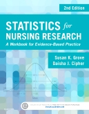 cover image - Evolve Resources for Statistics for Nursing Research,2nd Edition