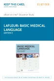 Basic Medical Language - Elsevier eBook on Intel Education Study (Retail Access Card), 5th Edition