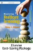 cover image - Mastering Healthcare Terminology - Text and Elsevier Adaptive Learning (Access Card) Package,5th Edition