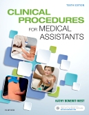 cover image - Clinical Procedures for Medical Assistants,10th Edition