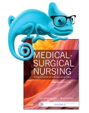 cover image - Elsevier Adaptive Learning for Medical-Surgical Nursing: Patient-Centered Collaborative Care (eCommerce Version),8th Edition