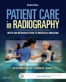 cover image - Evolve Resources for Patient Care in Radiography,9th Edition