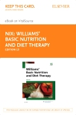 Williams' Basic Nutrition & Diet Therapy - Elsevier eBook on VitalSource (Retail Access Card), 15th Edition