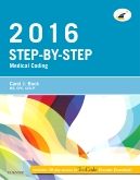 cover image - Step-by-Step Medical Coding, 2016 Edition