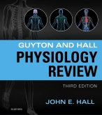Guyton & Hall Physiology Review Elsevier eBook on Intel Education Study, 3rd Edition