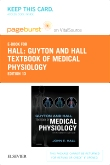 Guyton and Hall Textbook of Medical Physiology Elsevier eBook on VitalSource (Retail Access Card), 13th Edition