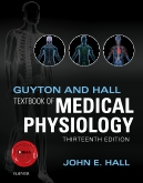 cover image - Guyton and Hall Textbook of Medical Physiology Elsevier eBook on VitalSource,13th Edition