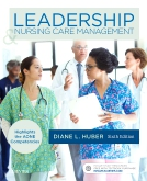 cover image - Leadership and Nursing Care Management,6th Edition