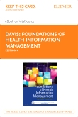 cover image - Foundations of Health Information Management - Elsevier eBook on VitalSource (Retail Access Card),4th Edition
