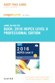 2016 HCPCS Level II Professional Edition - Elsevier eBook on Intel Education Study (Retail Access Card)