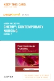 Contemporary Nursing - Elsevier eBook on Intel Education Study (Retail Access Card), 7th Edition