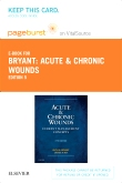 cover image - Acute and Chronic Wounds - Elsevier eBook on VitalSource (Retail Access Card),5th Edition