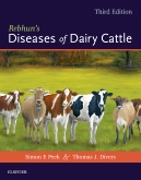 cover image - Rebhun's Diseases of Dairy Cattle,3rd Edition