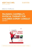 cover image - Campbell's Physical Therapy for Children Expert Consult - Pageburst eBook on VitalSource (Retail Access Card),5th Edition