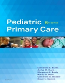 cover image - Evolve Resources for Pediatric Primary Care,6th Edition