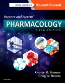 cover image - Brenner and Stevens' Pharmacology,5th Edition